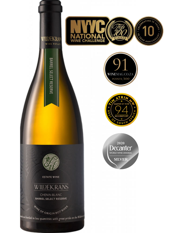 Wildekrans Chenin Blanc Barrel Select Reserve